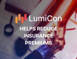 How LumiCon Job Site Sensors Help Reduce Insurance Premiums