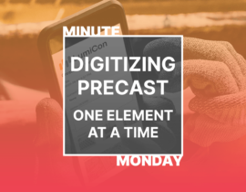 Digitizing Precast, One Element at a Time
